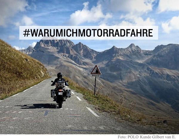 #warumichmotorradfahre