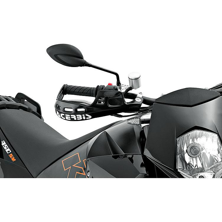 Image of Acerbis Handprotector Nylon (ohne Anbausatz) schwarz