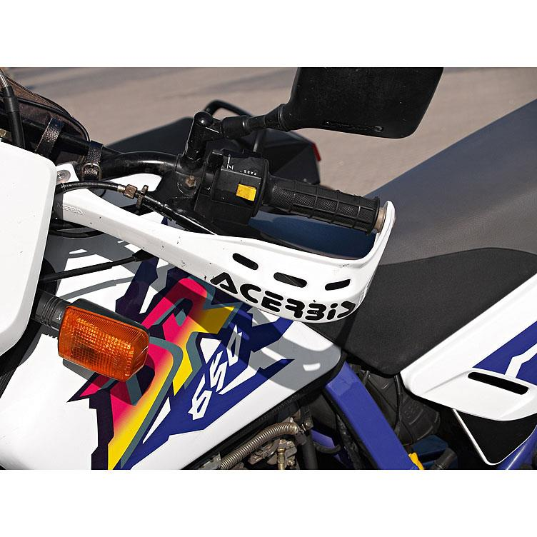Image of Acerbis Handprotector Nylon (ohne Anbausatz) weiß