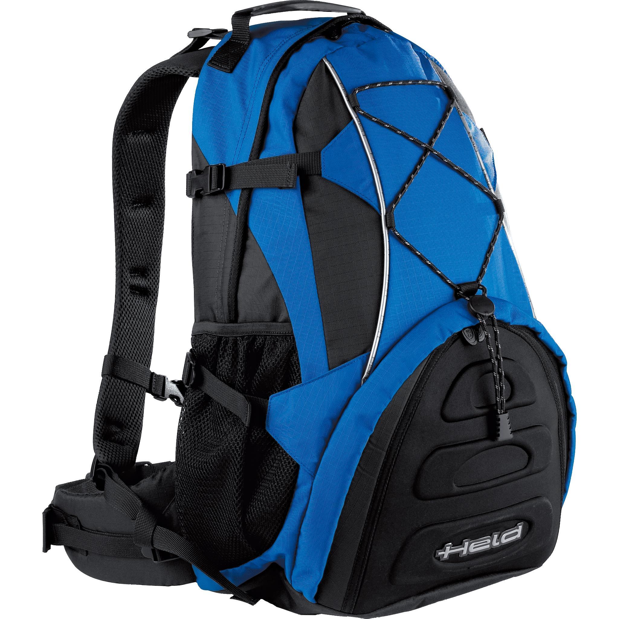Held Rucksack Adventure schwarz-blau