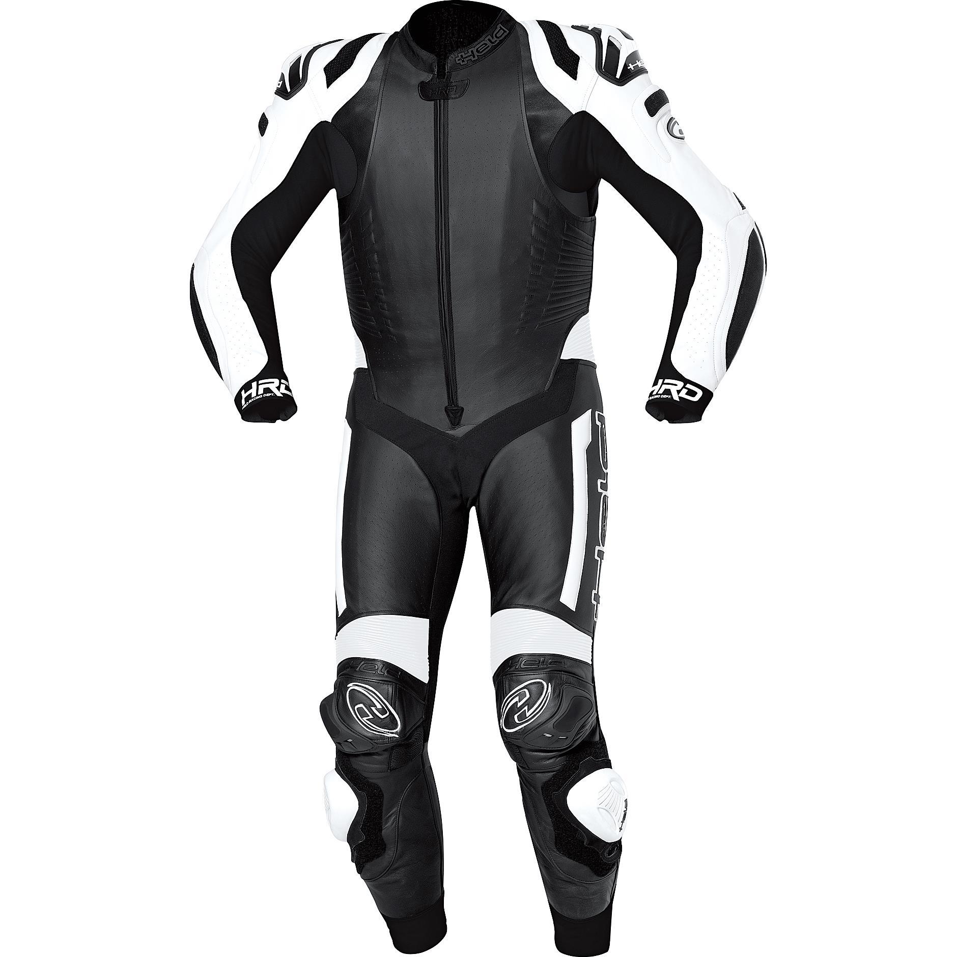 Held Race-Evo Kombi 1-tlg. schwarz-weiß 52 12018201307