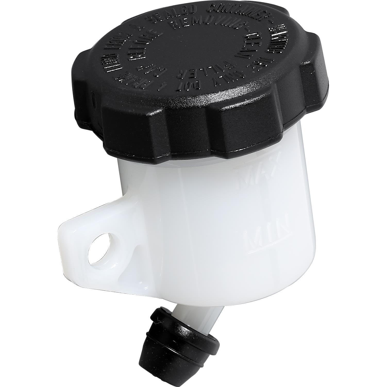 Image of ABM Ausgleichsbehälter 15ml Anschluß 45 Grad