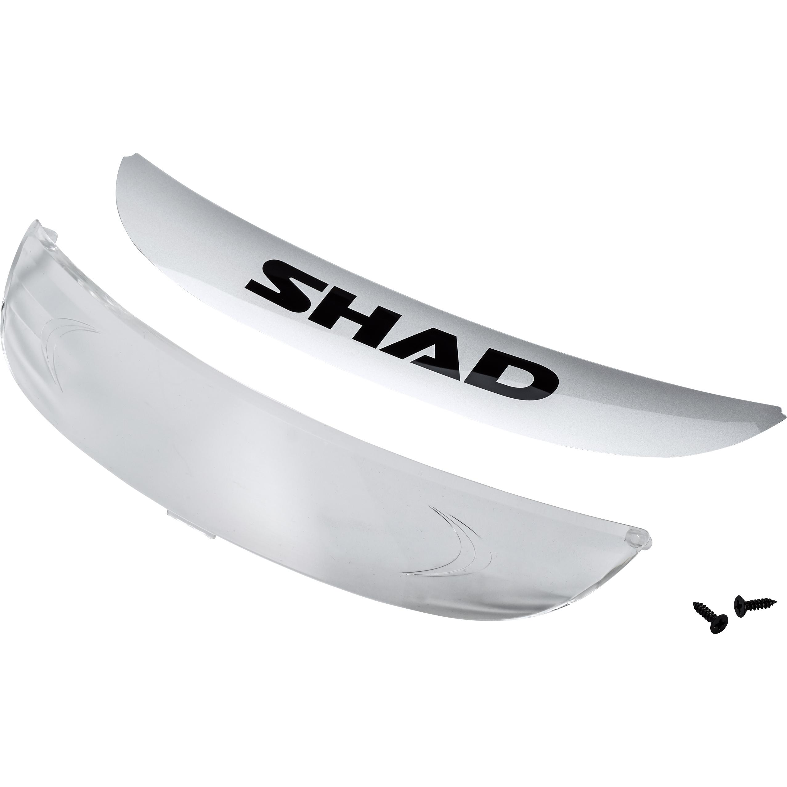 Shad Ersatz-Reflektor für SH26 Topcase ab 2011 weiß 70210200122