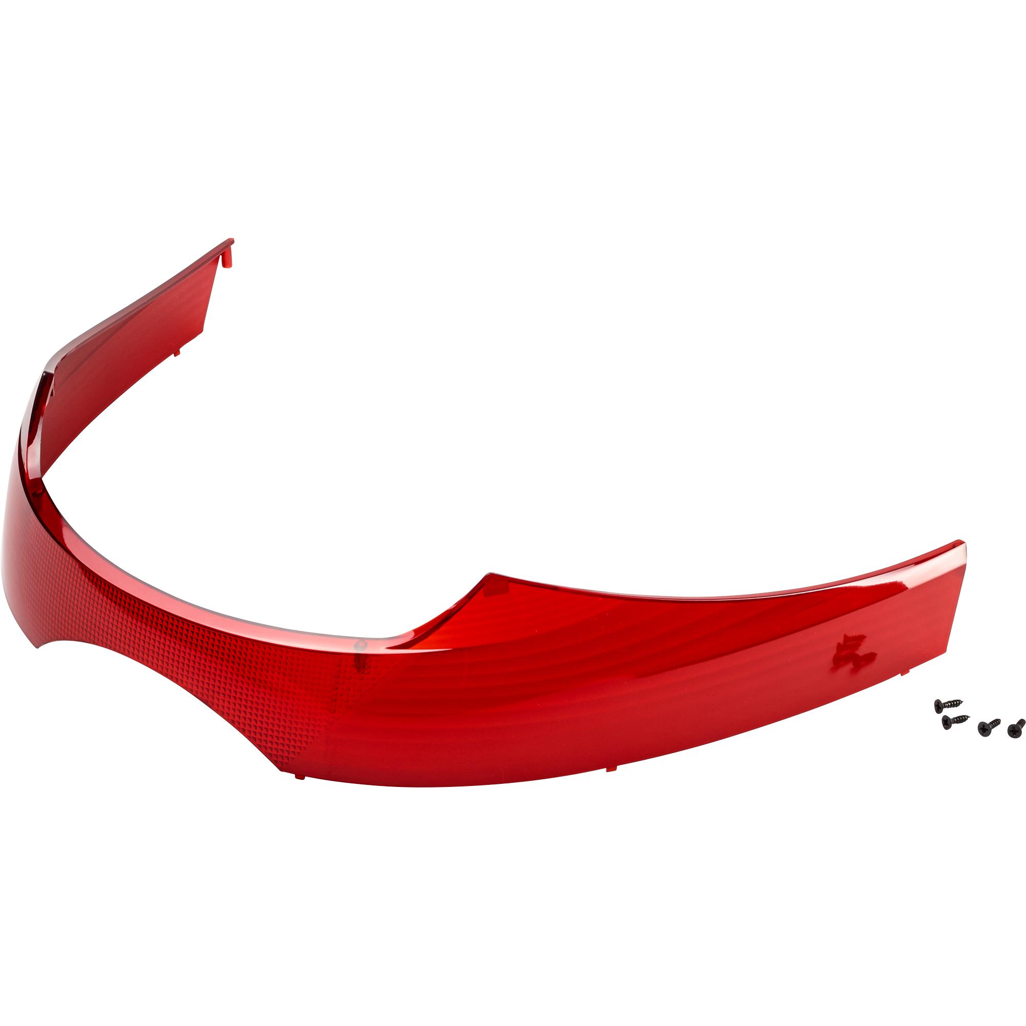Shad Ersatz-Reflektor für SH33 Topcase rot 70210200124