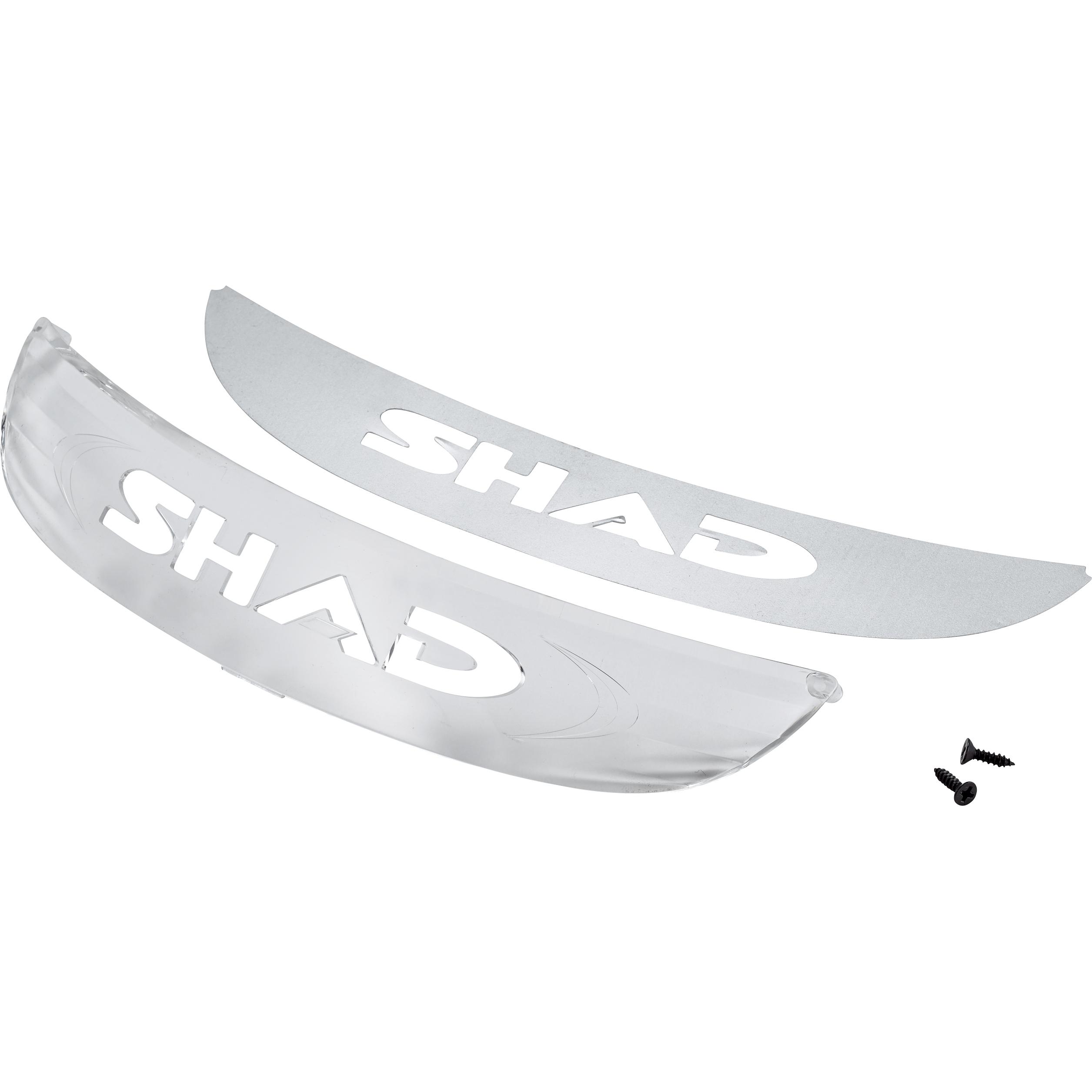 Shad Ersatz-Reflektor für SH26 Topcase bis 2010 weiß 70210200125