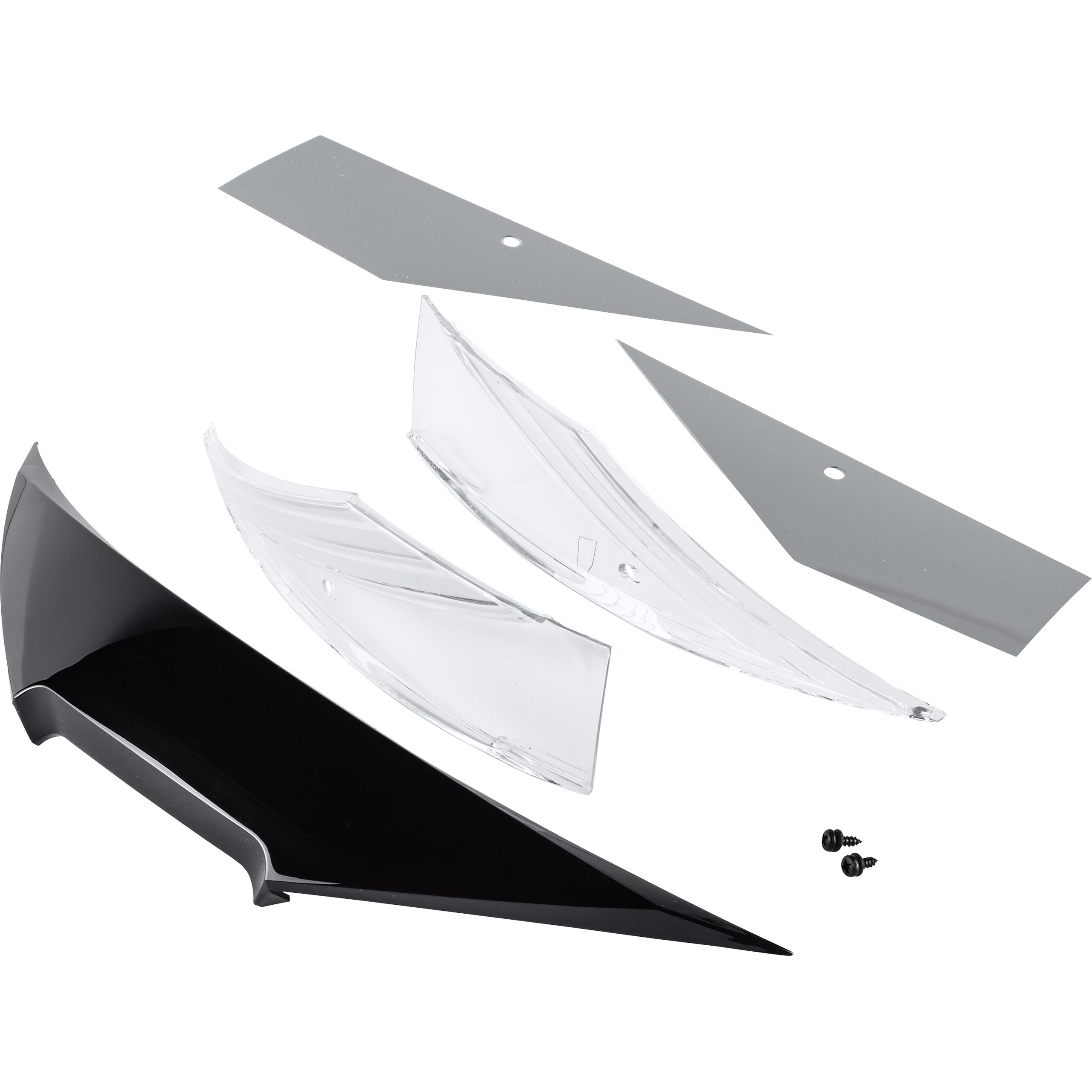 Shad Ersatz-Reflektor für SH39 Topcase weiß 70210200128