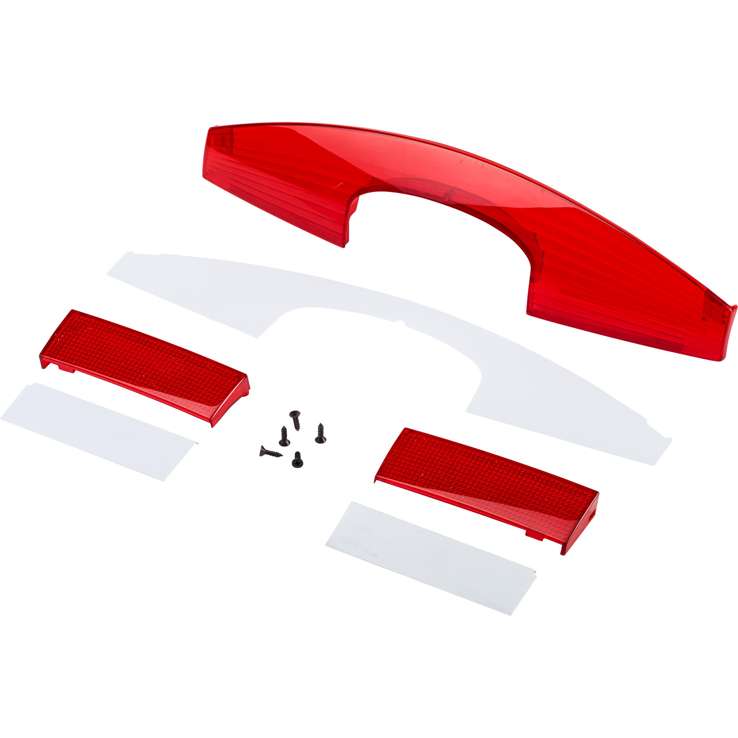 Shad Ersatz-Reflektor für SH45 Topcase rot 70210200240