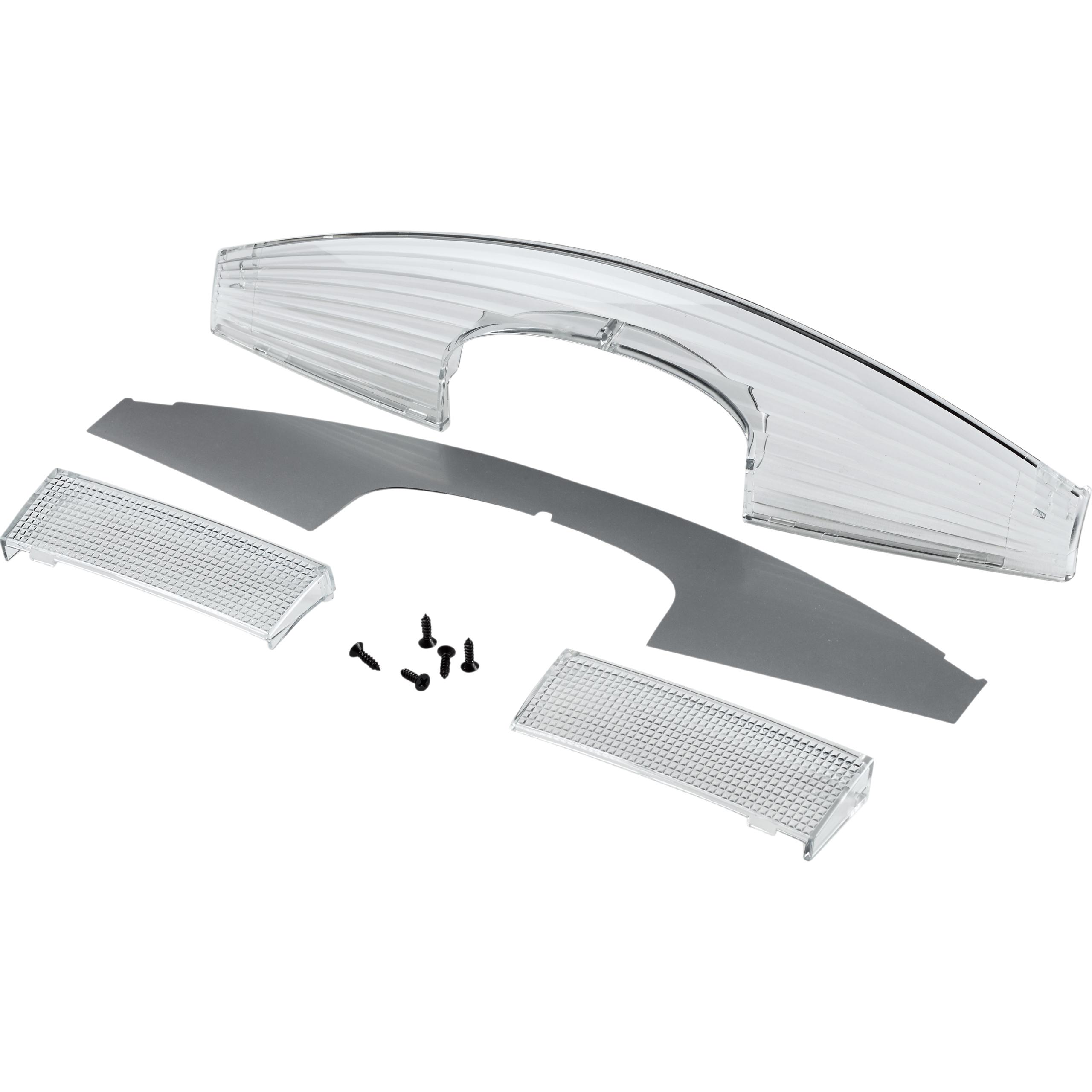 Shad Ersatz-Reflektor für SH45 Topcase weiß 70210200241