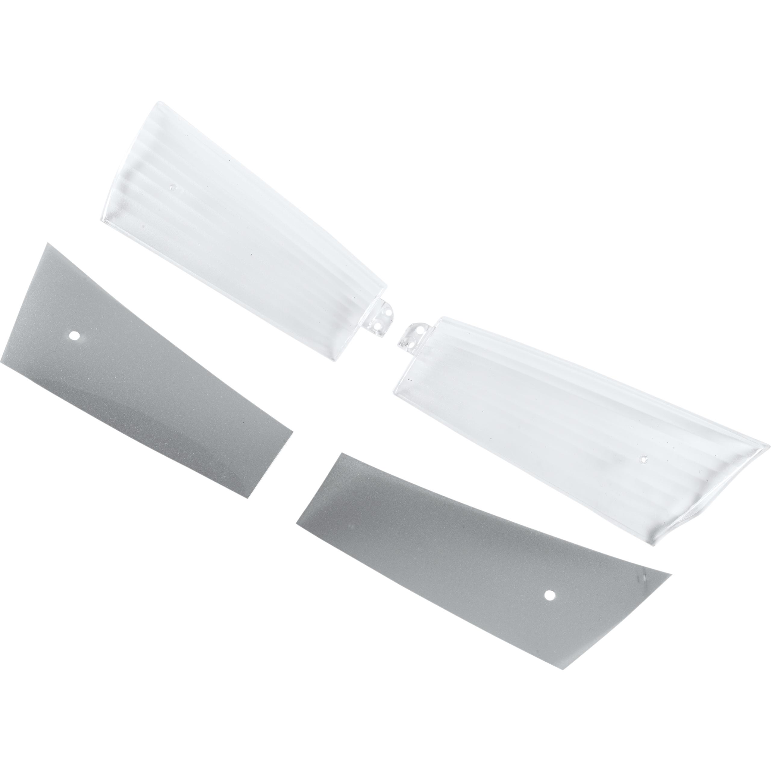 Shad Ersatz-Reflektor für SH43 Seitenkoffer weiß 70210200248