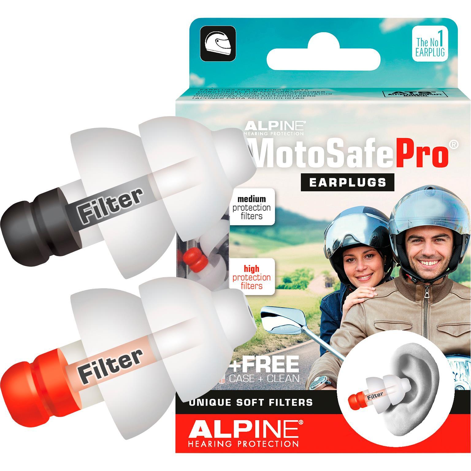 Image of Alpine Motosafe Pro