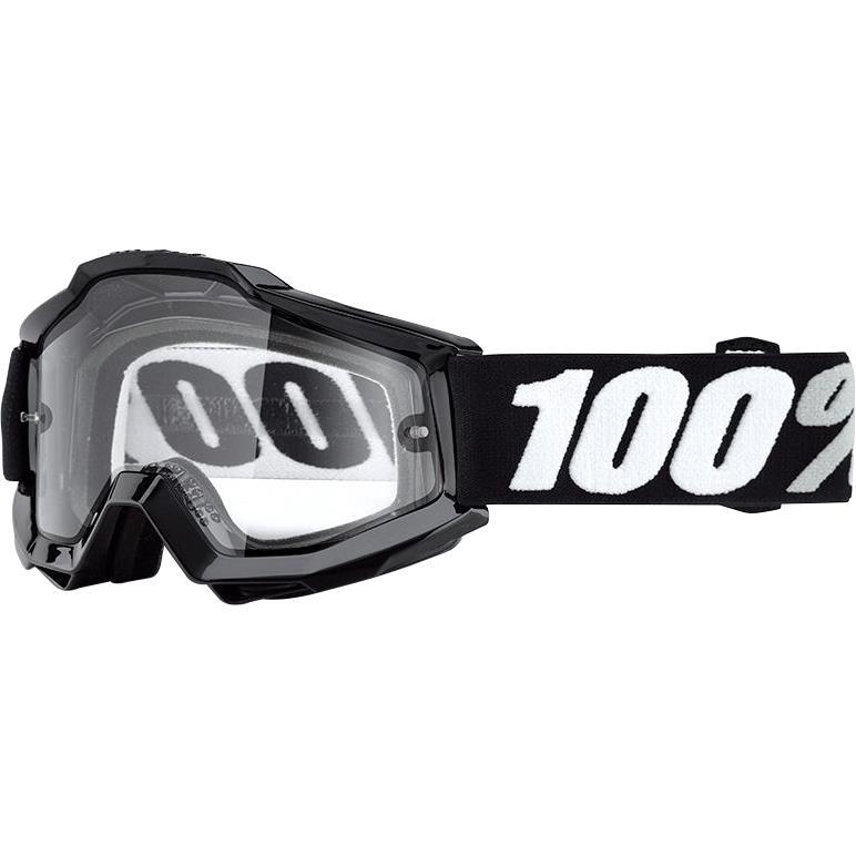 Image of 100% Accuri Crossbrille schwarz