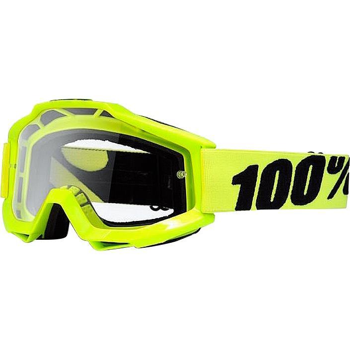 Image of 100% Accuri Crossbrille gelb