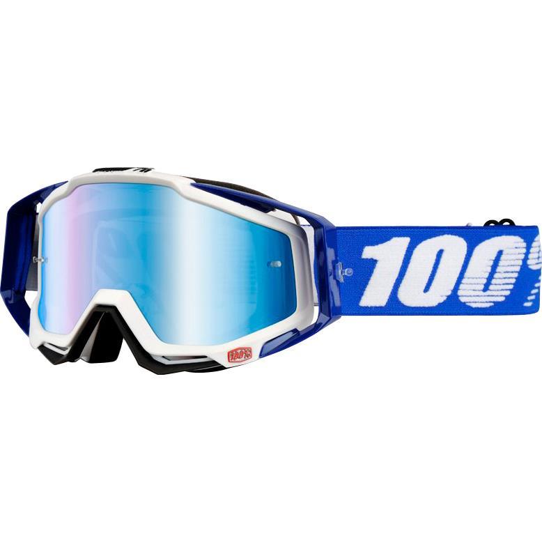 Image of 100% Racecraft Crossbrille blau