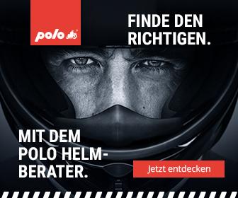 Finde den richtigen Motorradhelm mit dem Helmberater